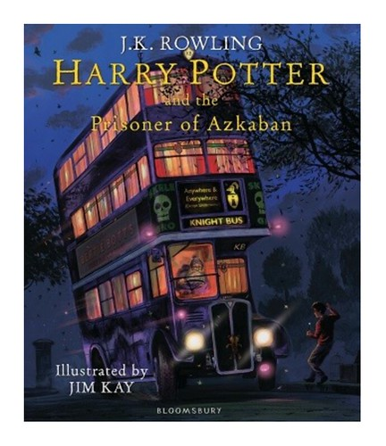 J K Rowling and Jim Kay, Harry Potter and the Prisoner of Azkaban