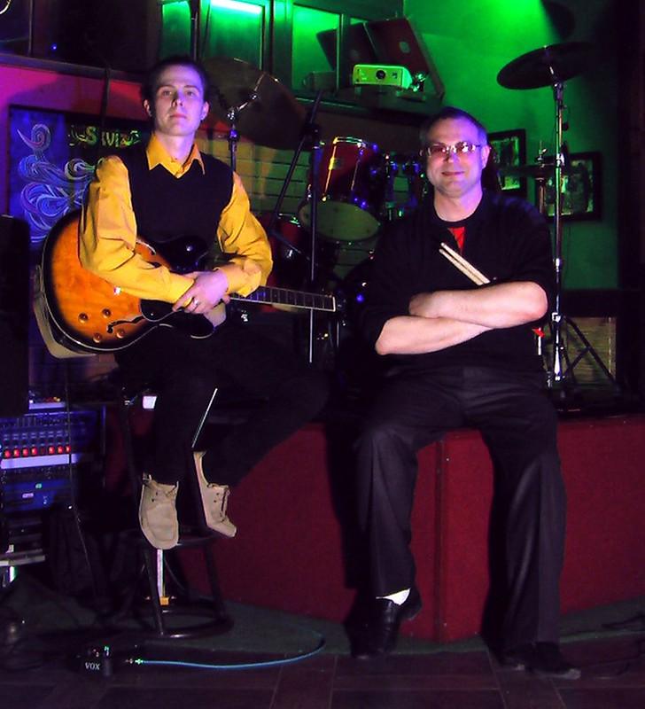 Павел и Андрей Буторины