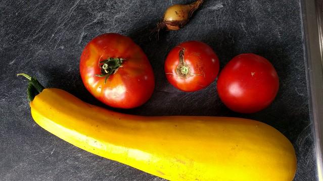 soep, recept, veggie, vegan, lunch, puurder leven, courgette, tomaat