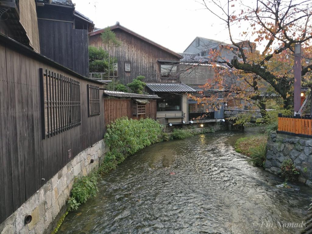Kyoto Gion river