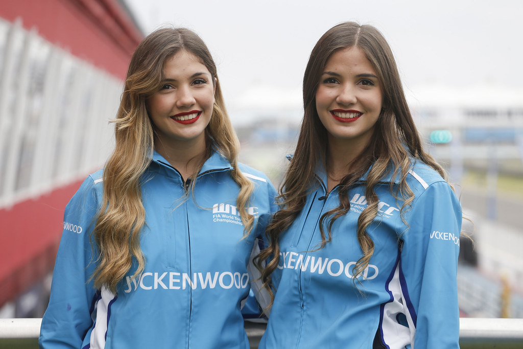 girl ambiance during the 2017 FIA WTCC World Touring Car Race of Argentina at Termas de Rio Hondo, Argentina on july 14 to 16 - Photo Francois Flamand / DPPI