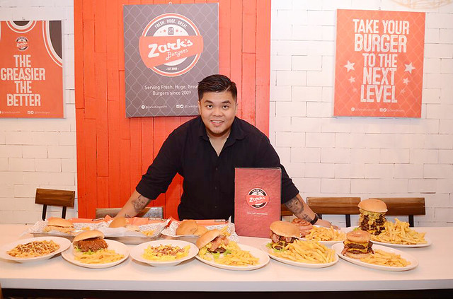 Patty Villegas - The Lifestyle Wanderer - Zark's - Zark and Burgers