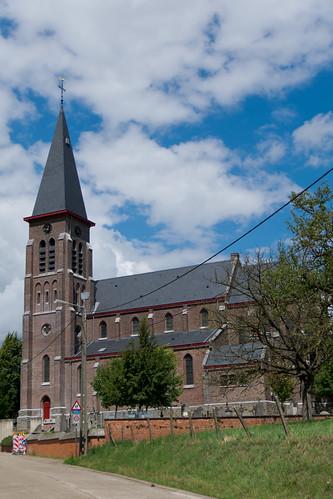 Riemst, Sint-Martinuskerk.