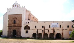 Ex-Convent of Acolman - Built Like a Fortress