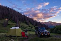 Carson Saddle Peaks (7-22-17 - 7-23-17)