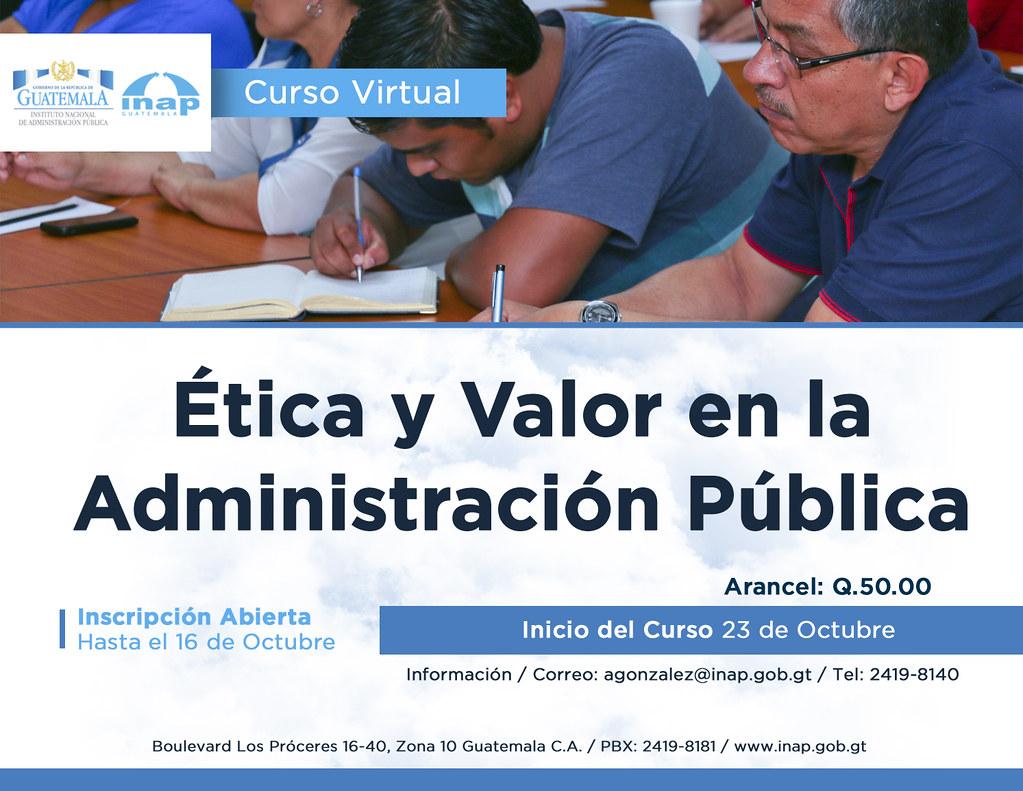 03 Ética y Valor en la Administración Pública