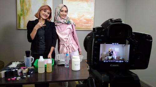 Taping Dua Hijab Trans7 2017.07.24