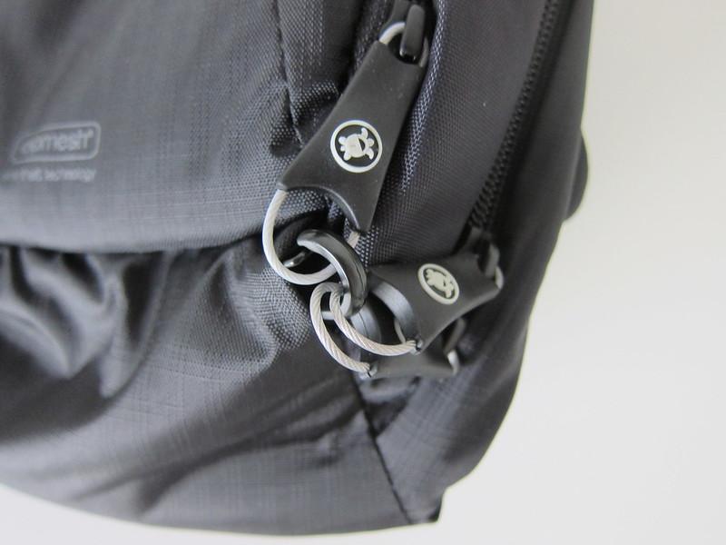 Pacsafe Venturesafe 325 GII - Smart Zipper Security