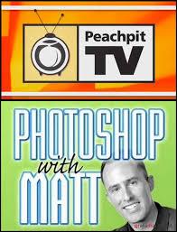 PeachPit Photoshop with Matt Kloskowski
