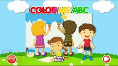 Color Me ABC Educational Apps For Kids