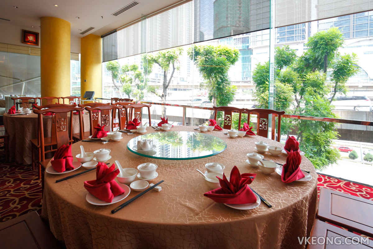 Oriental Chinese Cuisine Restaurant Pullman Bangsar