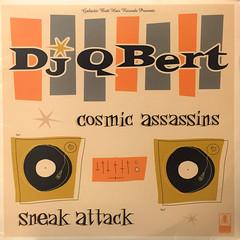 DJ Q-BERT:COSMIC ASSASSIN(JACKET A)
