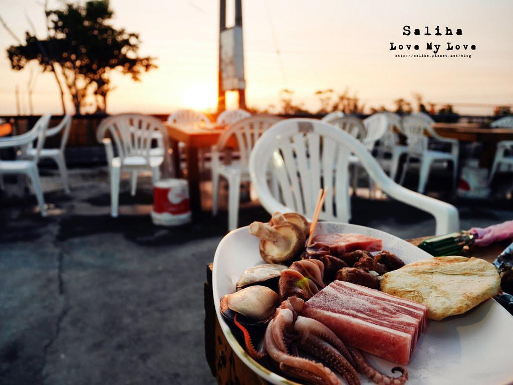 台中沙鹿區景觀餐廳餐廳推薦蠔膽你來露天燒烤吃到飽