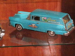 1955 Ford Courier Tin Toy