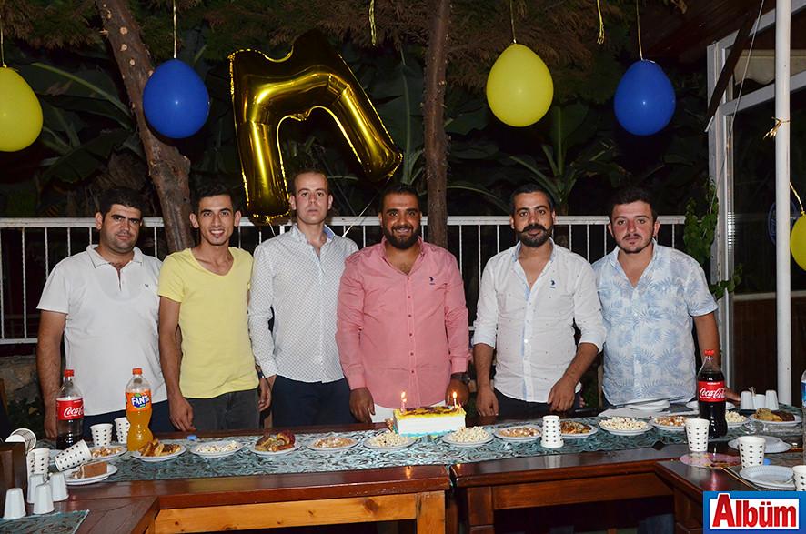 Mustafa Tuna, Ali Demir, Ali Kelleci, Mustafa Görgülü, Mustafa Koca, Ayhan Öztürk