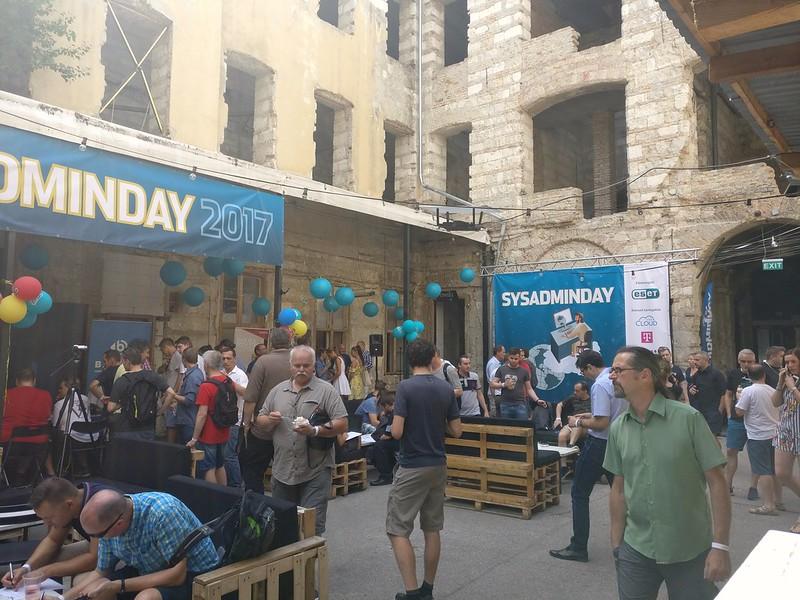 SysAdminDay 2017