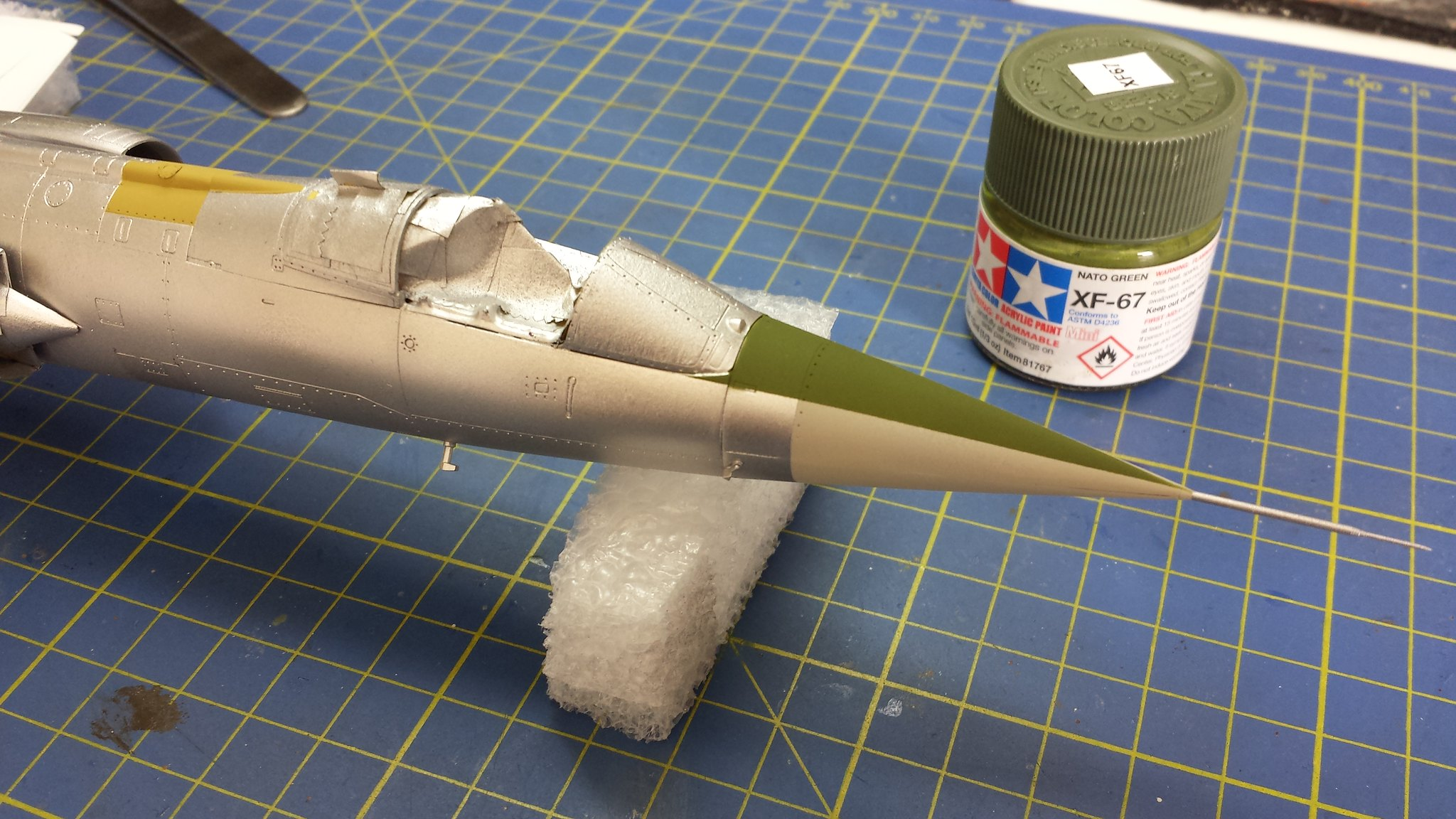 "Eduard 1/48 F-104 Starfighter ""The Right Stuff"" - Page 6 ..."