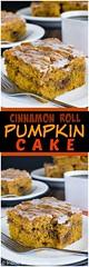 Cinnamon Roll Pumpki