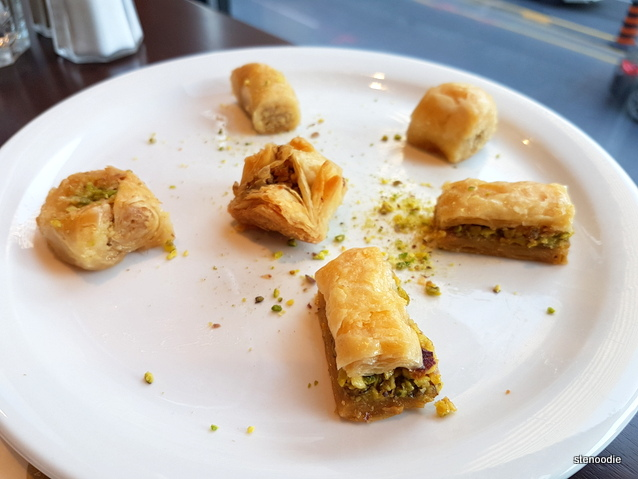 Paramount Fine Foods Baklava