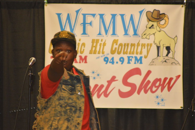 WFMW Talent Show at Fair 2017