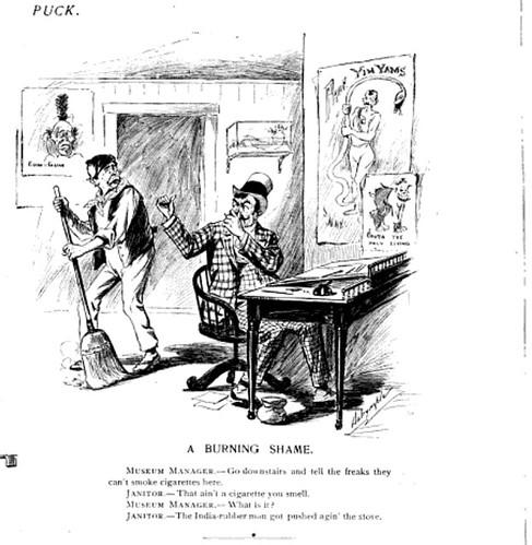 burning shame, a (1893)