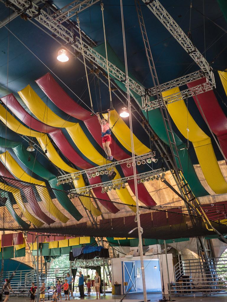 Leah trapeze
