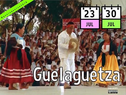 #guelaguetza2018