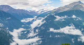 Martelltal, Schluderspitze, Zufallspitze, Cevedale