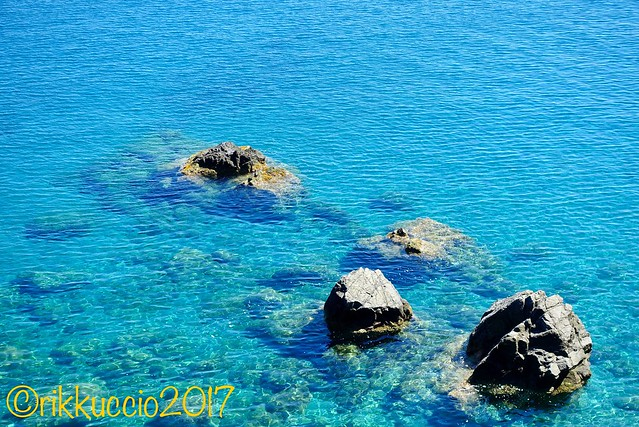 Mare d'estate ..  Summer sea ..