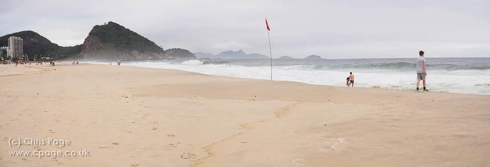 Copacabana Beach, Rio de Janerio