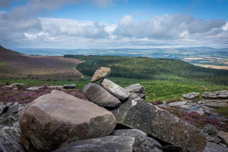 Dove Crag cairn