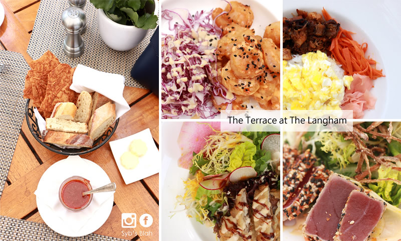 美食, Dine LA, 洛杉磯餐廳週, 食記, The Terrace, Langham Pasadena