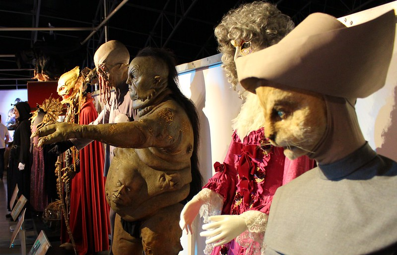 Monsters, Doctor Who Experience, Cardiff Bay