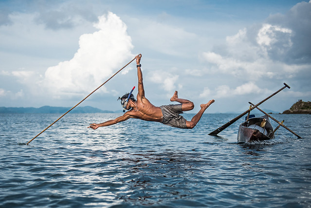 Award for the Most Popular Entry: 'Disappearing fishing method' taken by 'Disappearing fishing method' taken by Dorte Verner