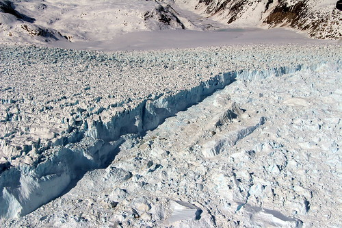 Two Decades of Changes in Helheim Glacier