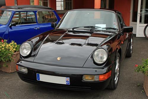 Porsche 911 type964 Carrera4 1989