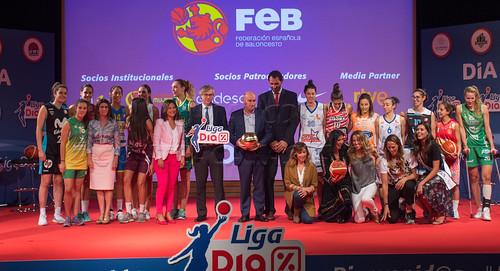 Presentación Liga DIA 2017-2018