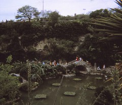 San Antonio Sunken Gardens - May 1971