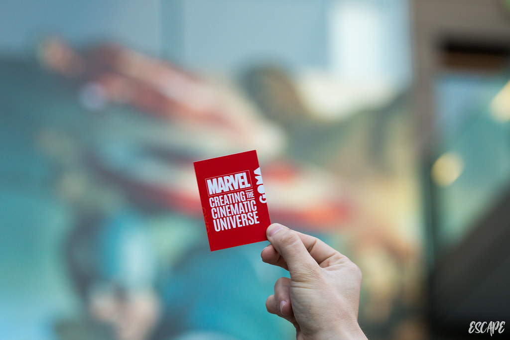 Marvel Cinematic Universe at GOMA