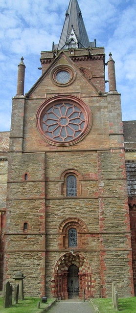 St Magnus Cathedral, Kirkwall, Side Door