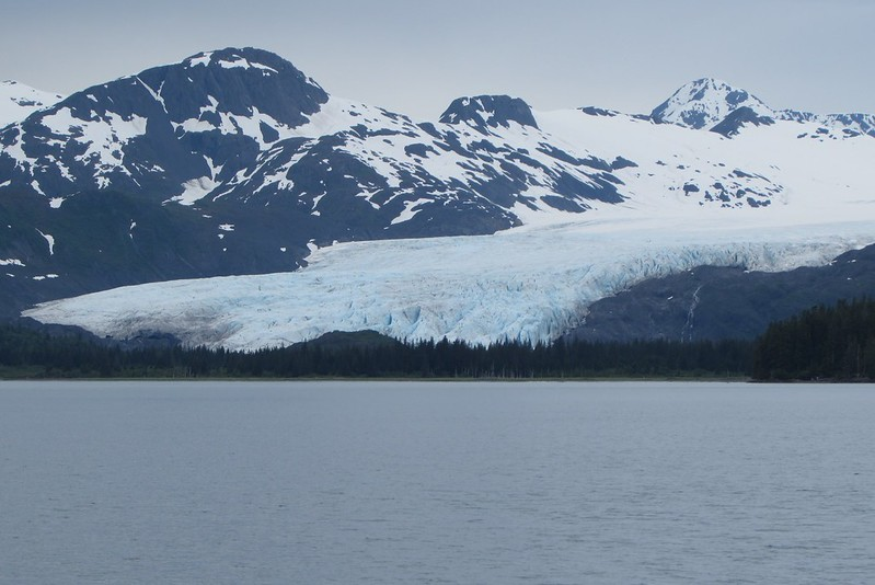 A tidewater glacier (though I forget which one is which - we visited the [url=https://majormarine.com/tour/prince-william-sound-blackstone-bay-glacier-cruise/]Beloit and Blackstone glaciers[/url])