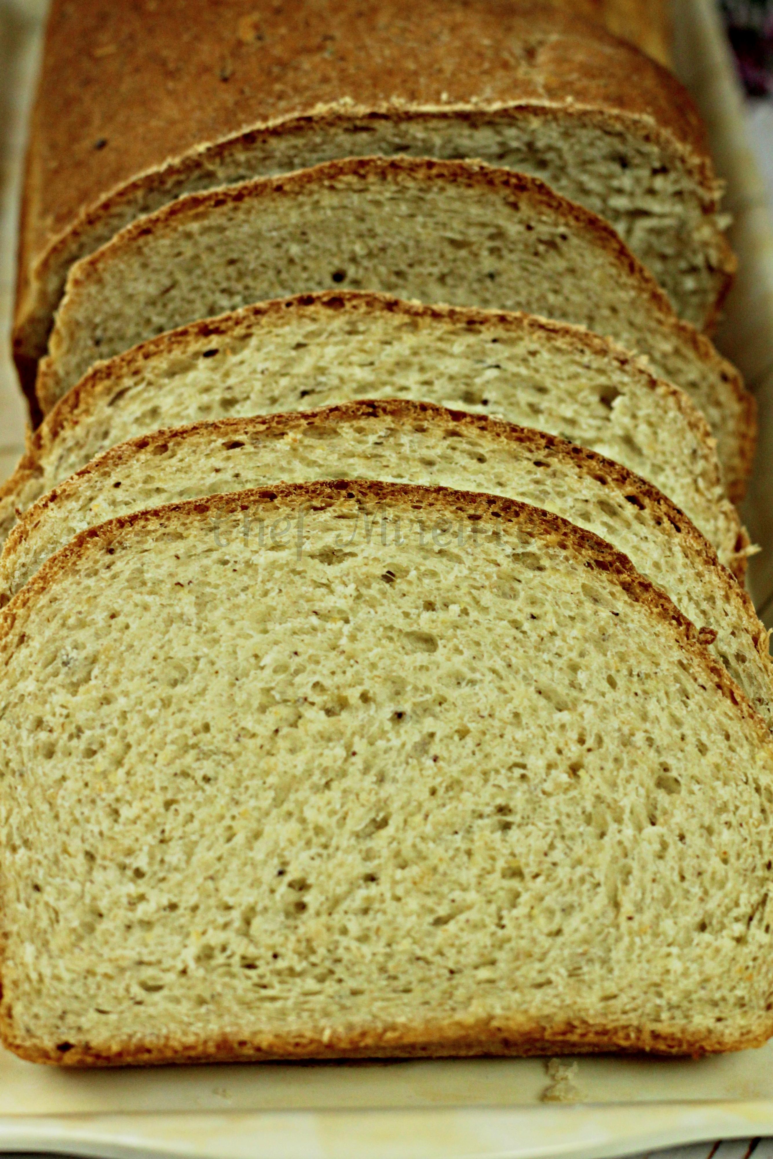 Oatmeal Bread 2 -edit