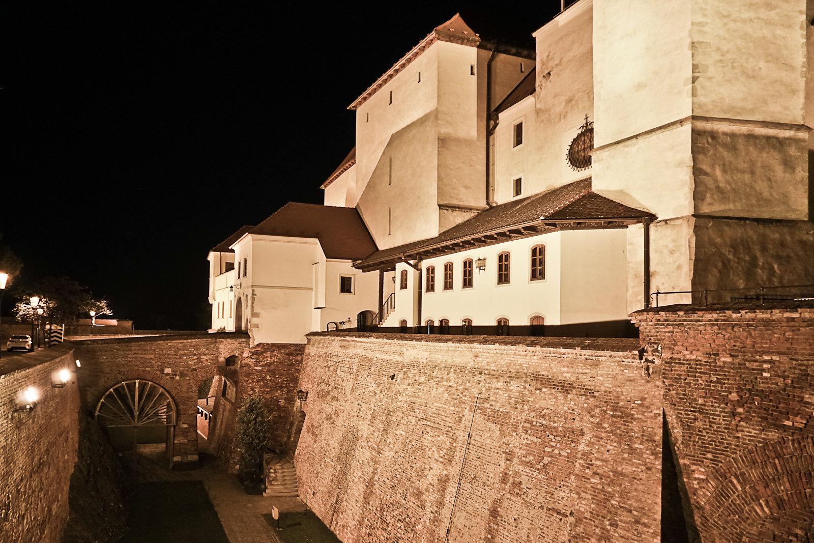 Špilberk Castle, Brno