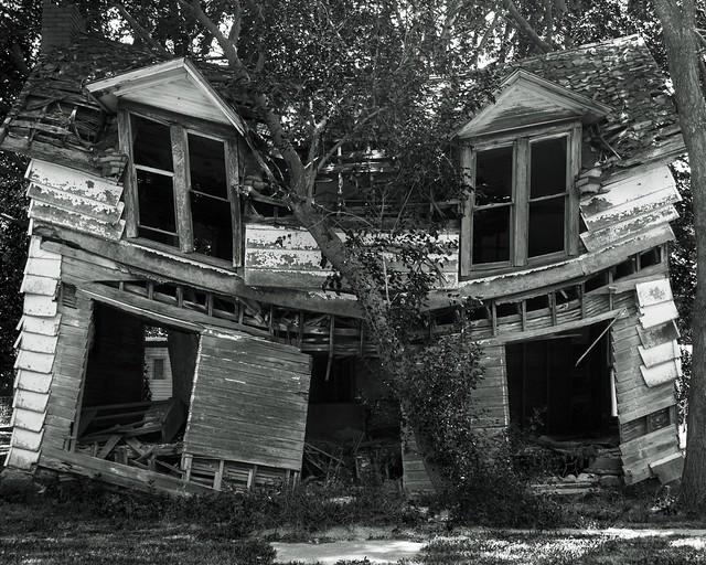 Bent House