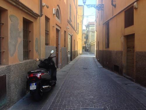 Laneway, Parma