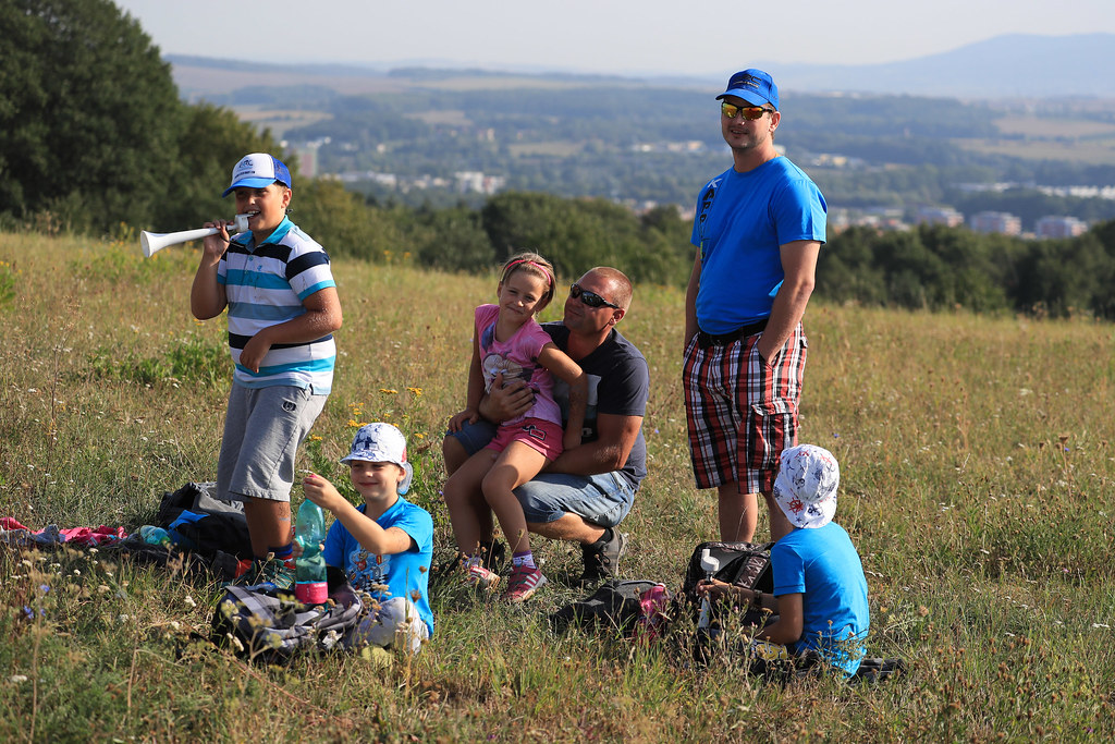 ambiance public during the 2017 European Rally Championship ERC Barum rally,  from August 25 to 27, at Zlin, Czech Republic - Photo Jorge Cunha / DPPI