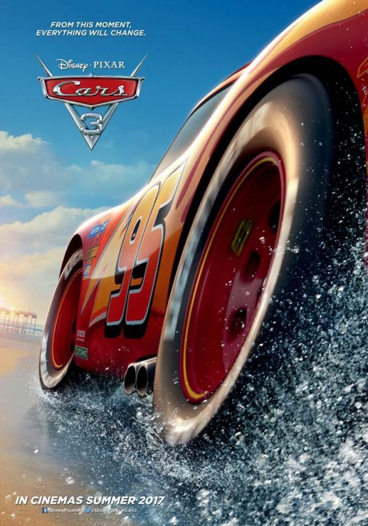 Cars 3 - Poster 2