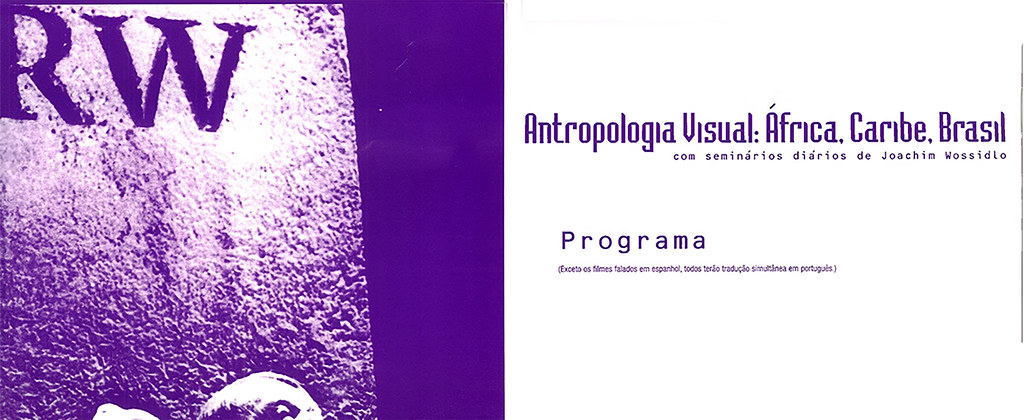 Antropologia Visual: África, Caribe, Brasil
