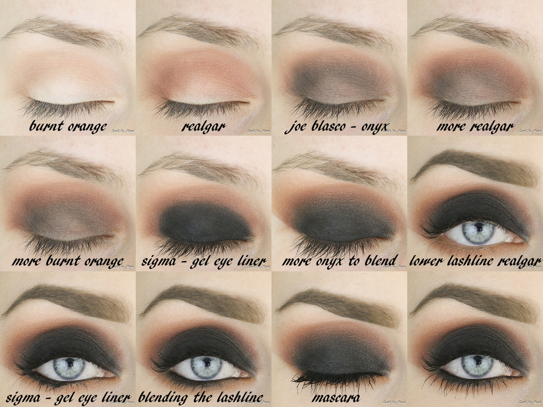 4 black smoky eye for beginners easy tutorial blog eye makeup
