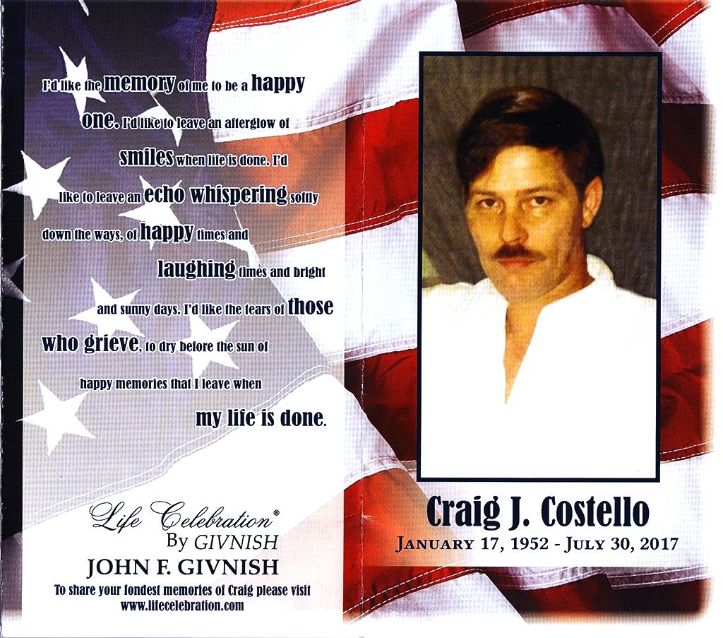 Craig Costello--Italian Market